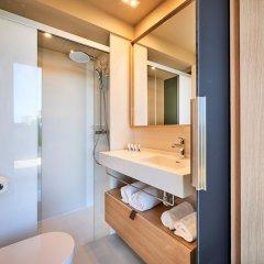 Отель Numad Studios Испания, Сан-Себастьян - отзывы, цены и фото номеров - забронировать отель Numad Studios онлайн ванная
