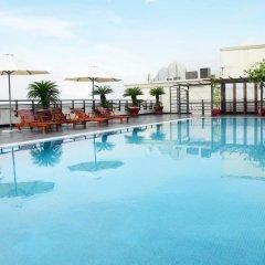Отель Pacific Place бассейн