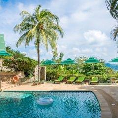 Апартаменты Aspasia Kata Luxury Resort Apartment пляж Ката Яй бассейн фото 3