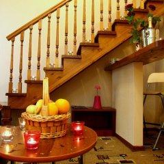 Делюкс Отель на Галерной Стандартный номер с двуспальной кроватью фото 10