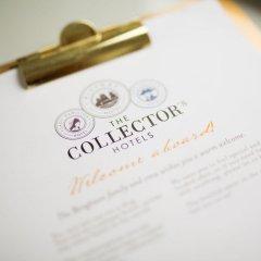 Collector's Victory Hotel Стокгольм развлечения