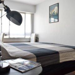 Апартаменты Top Floor 1 Bedroom Apartment Near Gare de Lyon комната для гостей фото 5