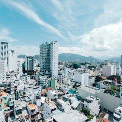 Yen Indochine Hotel Нячанг балкон