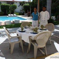 Hotel Olinalá Diamante бассейн фото 2