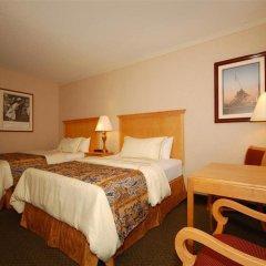Отель Red Lion Hotel Arlington Rosslyn Iwo Jima США, Арлингтон - отзывы, цены и фото номеров - забронировать отель Red Lion Hotel Arlington Rosslyn Iwo Jima онлайн комната для гостей фото 3