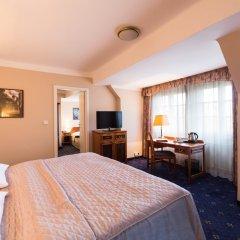 Отель Kampa Stara zbrojnice Sivek Hotels комната для гостей фото 4