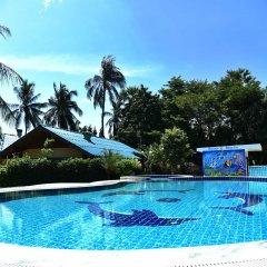 Отель Imsook Resort Таиланд, Пак-Нам-Пран - отзывы, цены и фото номеров - забронировать отель Imsook Resort онлайн бассейн фото 2