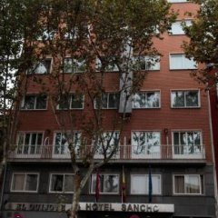 Отель Sancho Испания, Мадрид - отзывы, цены и фото номеров - забронировать отель Sancho онлайн балкон