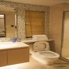 Апартаменты U-Home Apartment ванная
