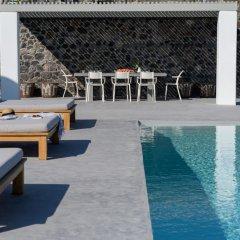 Отель Samsara - Santorini Luxury Retreat Греция, Остров Санторини - отзывы, цены и фото номеров - забронировать отель Samsara - Santorini Luxury Retreat онлайн бассейн фото 2