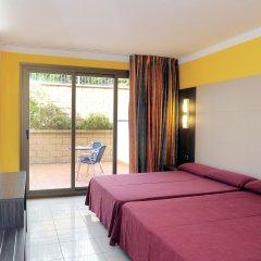 Отель San Carlos комната для гостей