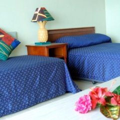 Отель Savusavu Hot Springs Hotel Фиджи, Савусаву - отзывы, цены и фото номеров - забронировать отель Savusavu Hot Springs Hotel онлайн комната для гостей