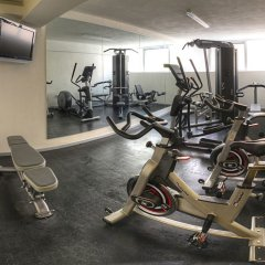 Hotel Senorial фитнесс-зал фото 2