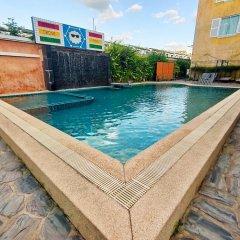 Отель OYO 109 Ozone Prime Resort Паттайя бассейн фото 2