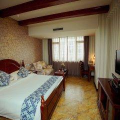 Апартаменты Lasony Serviced Apartment комната для гостей