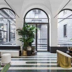 Отель Senato Hotel Milano Италия, Милан - 1 отзыв об отеле, цены и фото номеров - забронировать отель Senato Hotel Milano онлайн интерьер отеля фото 2