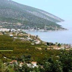 Отель Avra Греция, Паралия Каллонис - отзывы, цены и фото номеров - забронировать отель Avra онлайн пляж фото 2