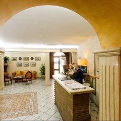 Hotel Tempio di Pallade интерьер отеля