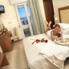 Hotel Zeus Римини комната для гостей фото 5