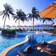 Отель Chaba Cabana Beach Resort бассейн фото 3