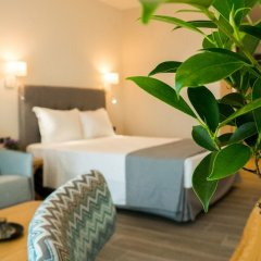 Апартаменты Costa Domus Blue Luxury Apartments комната для гостей фото 4