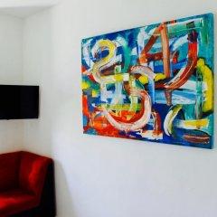 Отель Suite 24 Плая-дель-Кармен комната для гостей фото 5