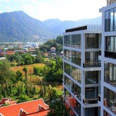 Отель Kamala Resort and Spa балкон