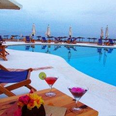 Отель El Wekala Aqua Park Resort бассейн
