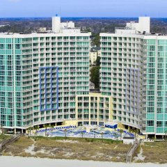 Отель Avista Resort пляж
