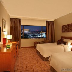 Отель Grand Park Xian Китай, Сиань - отзывы, цены и фото номеров - забронировать отель Grand Park Xian онлайн комната для гостей