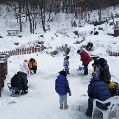 Отель KOREA QUALITY Elf Spa Resort Hotel Южная Корея, Пхёнчан - отзывы, цены и фото номеров - забронировать отель KOREA QUALITY Elf Spa Resort Hotel онлайн спа фото 2