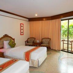 Отель Golden Beach Resort комната для гостей фото 2