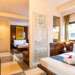 Отель D&D Inn Таиланд, Бангкок - 4 отзыва об отеле, цены и фото номеров - забронировать отель D&D Inn онлайн комната для гостей