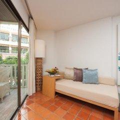 Отель Ramada by Wyndham Phuket Southsea 4* Стандартный номер разные типы кроватей фото 5