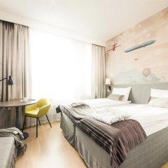 Отель Scandic Byporten Осло комната для гостей фото 4