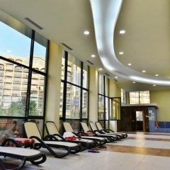 Hotel Marvel Солнечный берег фитнесс-зал