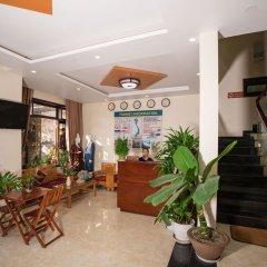 Отель An Bang Beach Nature Homestay интерьер отеля фото 2