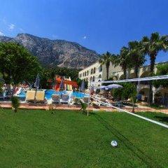 Hotel Golden Sun - All Inclusive Кемер спортивное сооружение