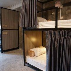 Отель Board Game Hostel Таиланд, Бангкок - отзывы, цены и фото номеров - забронировать отель Board Game Hostel онлайн ванная фото 2