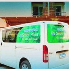 Отель Green Point Resort Бангкок городской автобус