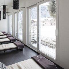 Отель National Швейцария, Давос - отзывы, цены и фото номеров - забронировать отель National онлайн фитнесс-зал