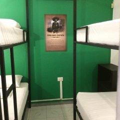 Отель Agavero Hostel Мексика, Канкун - отзывы, цены и фото номеров - забронировать отель Agavero Hostel онлайн комната для гостей фото 4