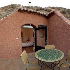 Отель Cuevas Blancas Сьерра-Невада балкон