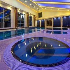 Гостиница Golden Crown Украина, Трускавец - отзывы, цены и фото номеров - забронировать гостиницу Golden Crown онлайн бассейн