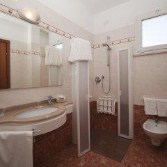 Отель Harmony Римини ванная фото 5