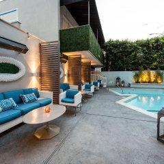 Отель The Mosaic Beverly Hills Беверли Хиллс детские мероприятия