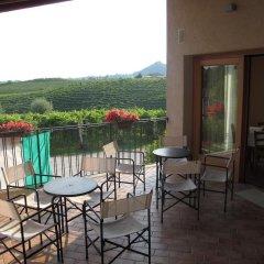 Отель La Casa Vecchia Вальдоббьадене балкон