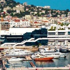 Отель Cannes Croisette Франция, Канны - отзывы, цены и фото номеров - забронировать отель Cannes Croisette онлайн пляж
