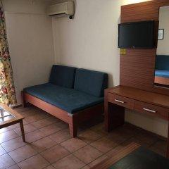 Апартаменты Greenpark Apartments комната для гостей