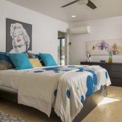 Отель Casa Azul США, Палм-Спрингс - отзывы, цены и фото номеров - забронировать отель Casa Azul онлайн комната для гостей фото 2
